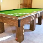 Billiard Table.